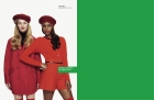 Benetton woman catalogue